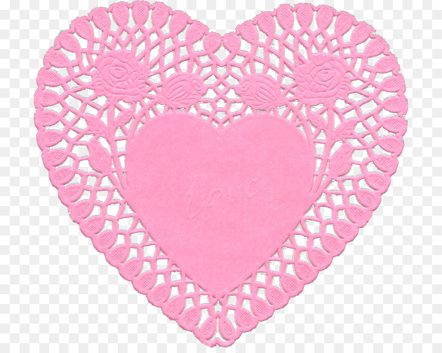 Paper Heart png download.