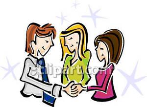 Women Doing Business with Women.