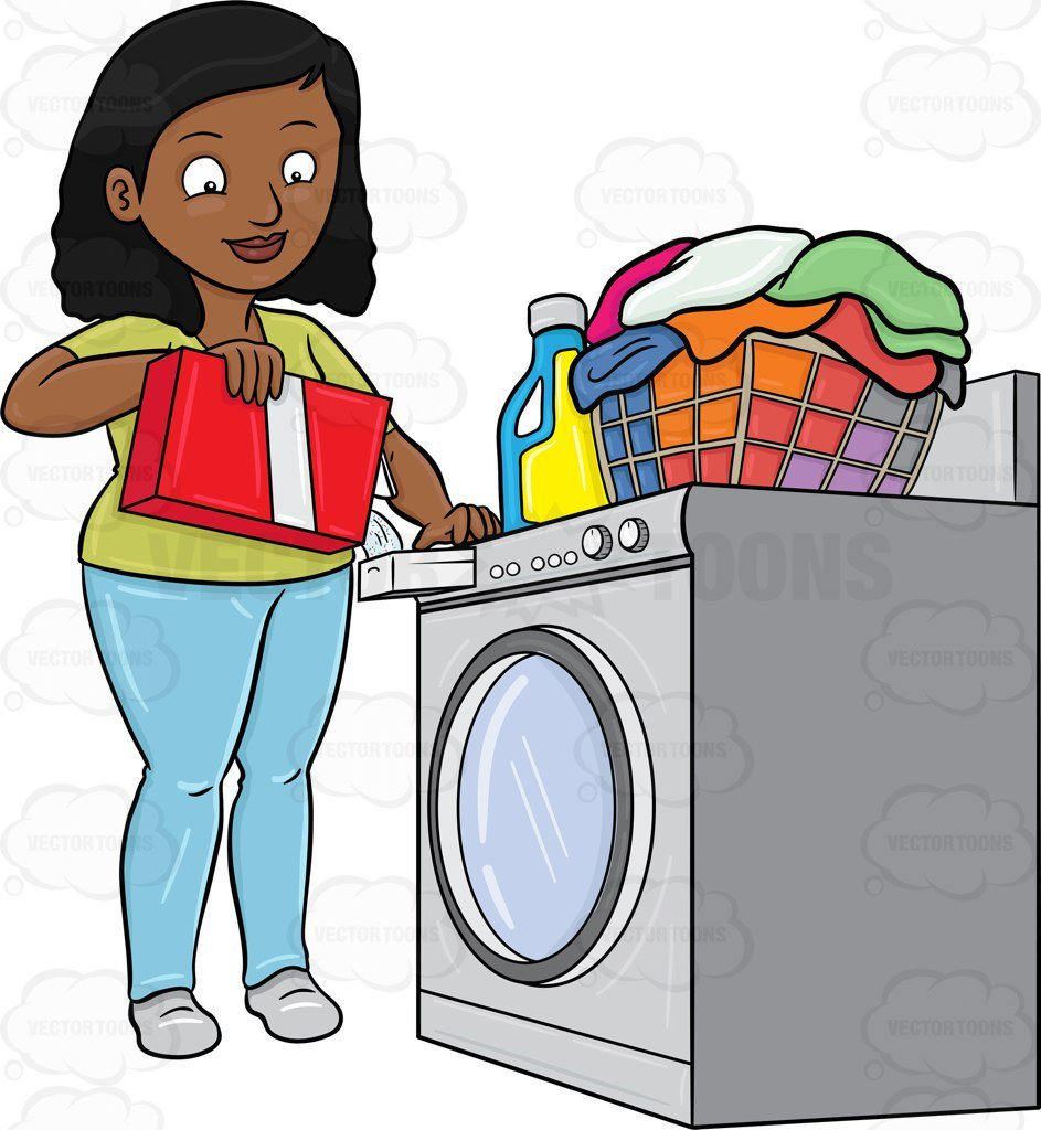 Doing laundry clipart » Clipart Portal.