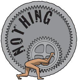Doing Nothing Clipart.