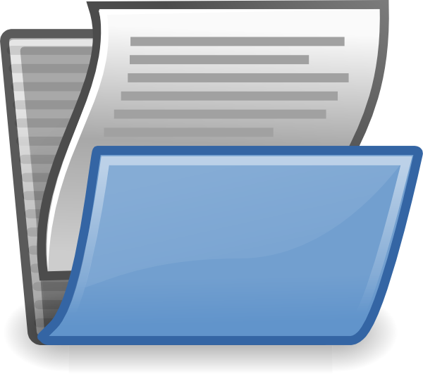 Document Icon clipart.