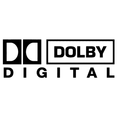 Dolby Digital Logo transparent PNG.