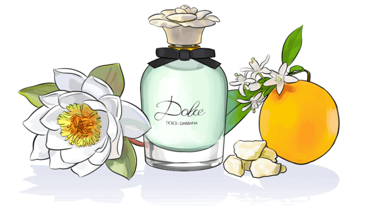 Dolce by Dolce & Gabbana: Scent of Endearment.