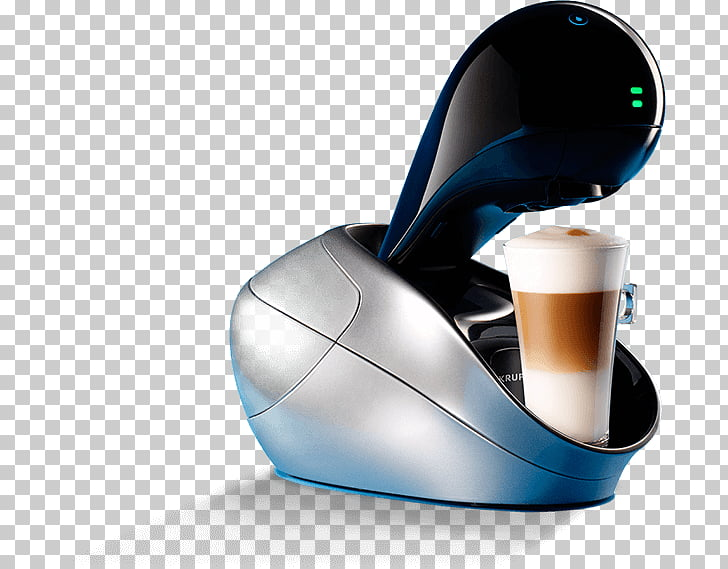 Krups NESCAFÉ Dolce Gusto Movenza Coffeemaker Single.