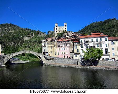 Picture of Italian Village k10575677.