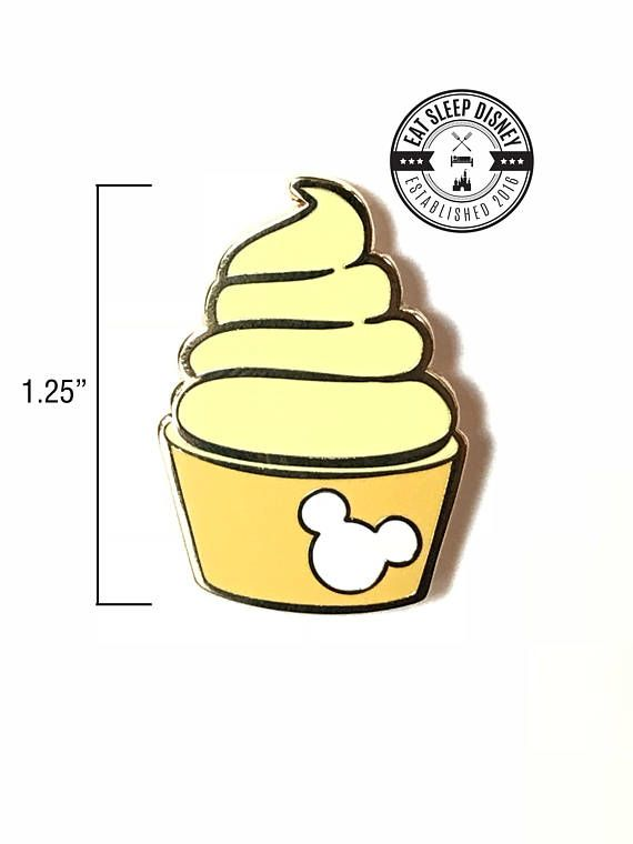Dole Whip Trading Pin.
