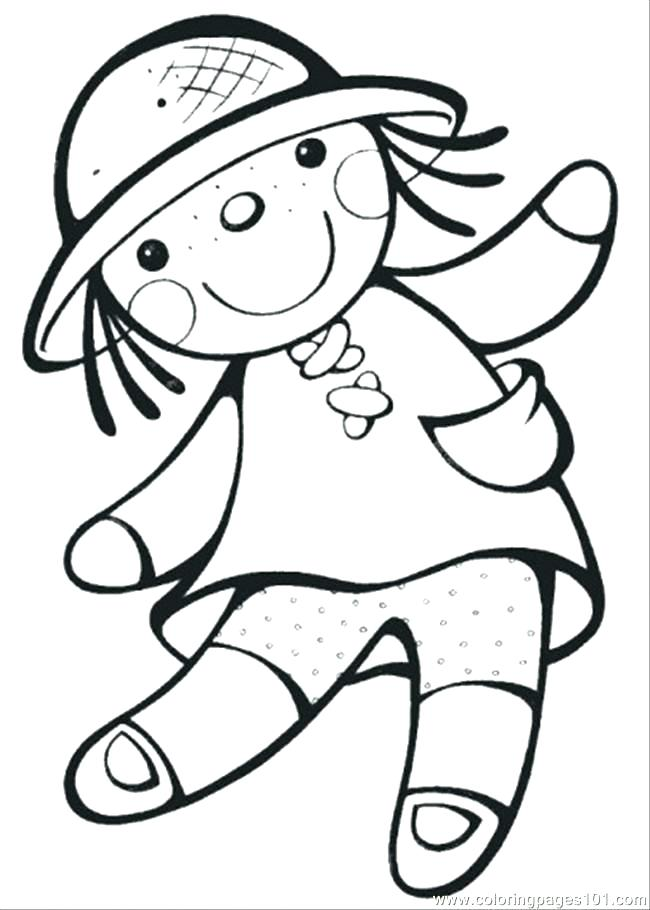 Collection of Doll clipart.
