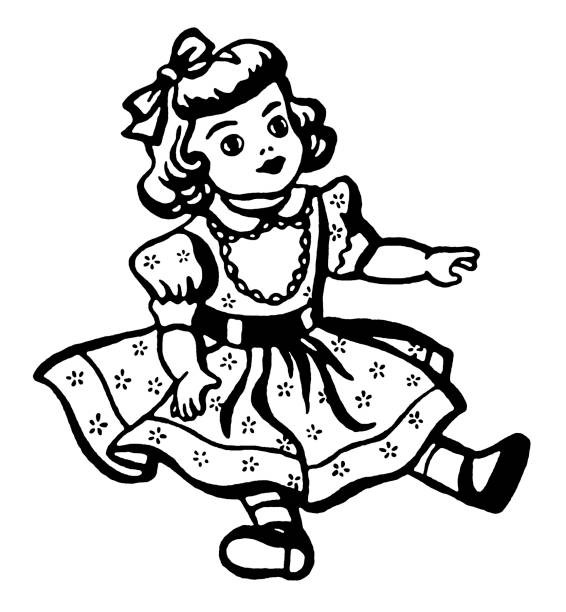 Best Baby Doll Illustrations, Royalty.