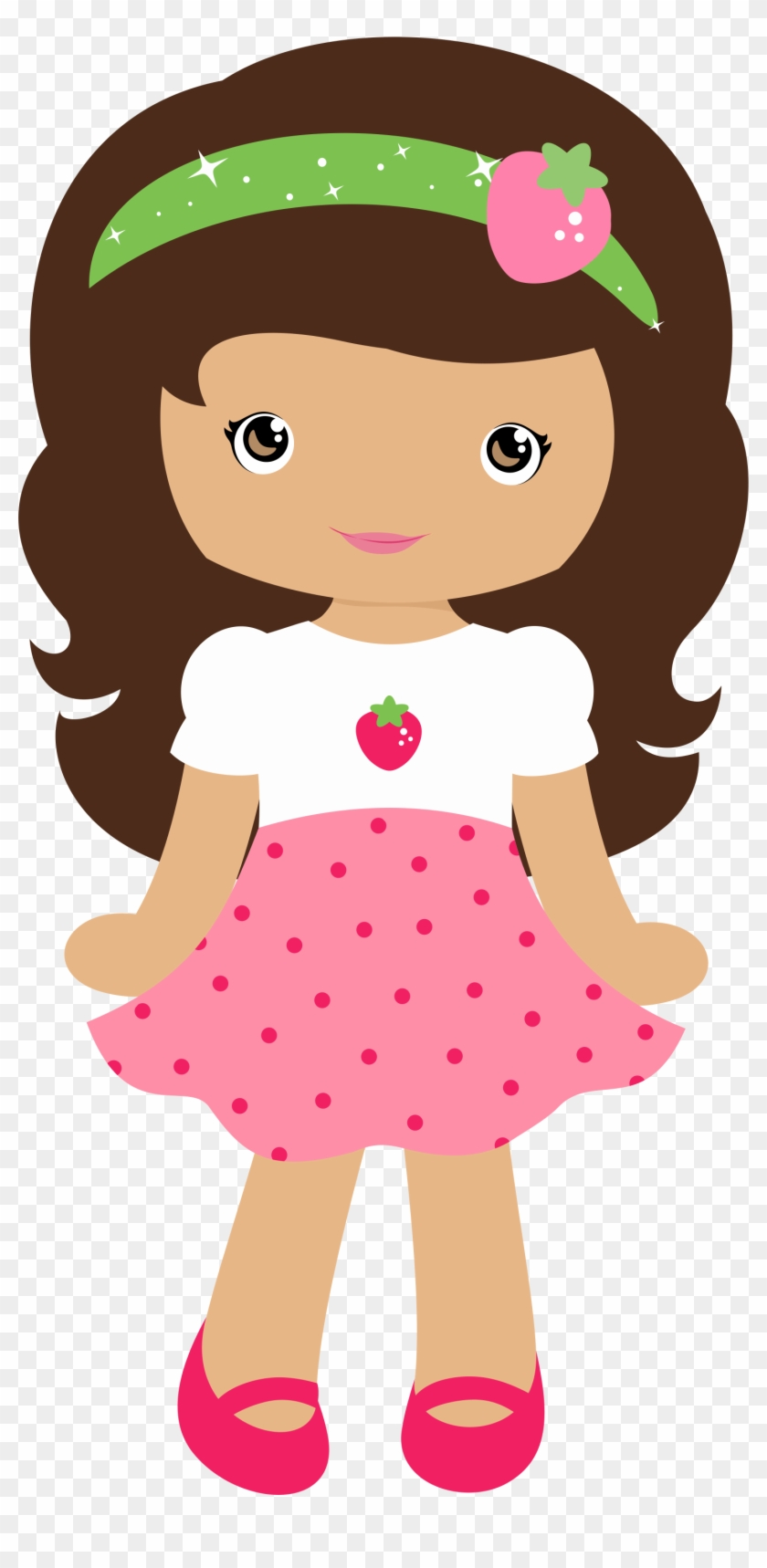 Doll Clipart Png, Transparent Png.