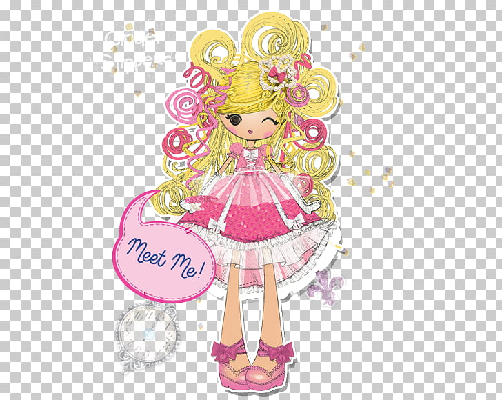Barbie Lalaloopsy Doll Cloud E Sky and Storm E Sky 2 Doll.