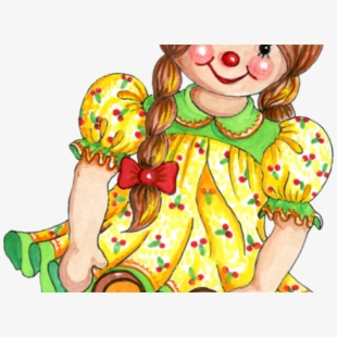 Doll Clipart Old Rag.