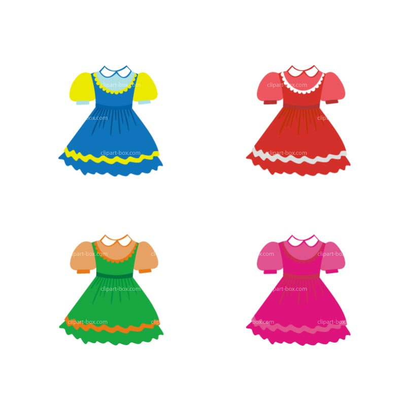 Free Doll Dress Cliparts, Download Free Clip Art, Free Clip Art on.