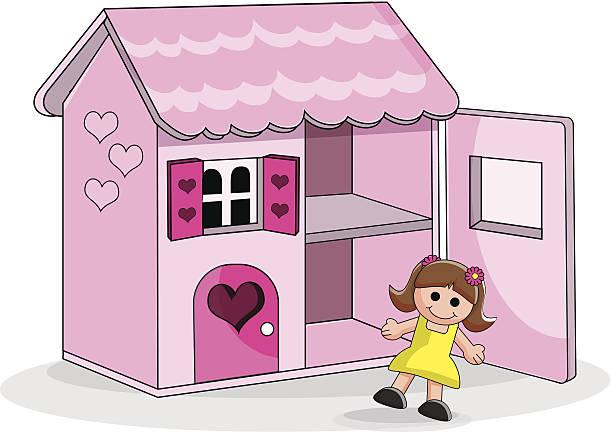 Best Dollhouse Illustrations, Royalty.