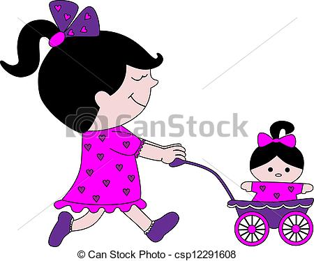 Doll stroller Illustrations and Clip Art. 176 Doll stroller.