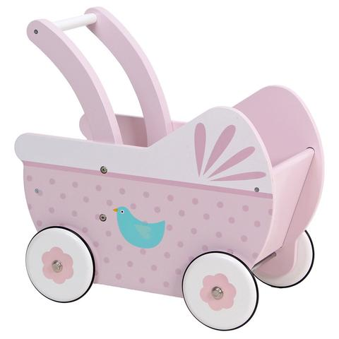 Doll Prams, Cradles, Beds.