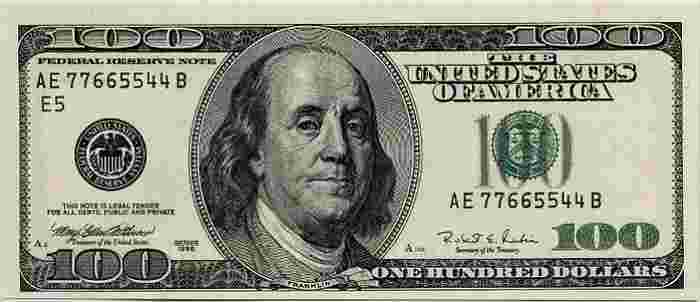 Best Cliparts: Free One Dollar Clipart Modern 100 One.