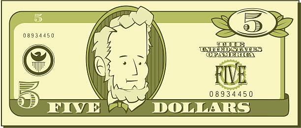 5 dollars clipart 3 » Clipart Station.