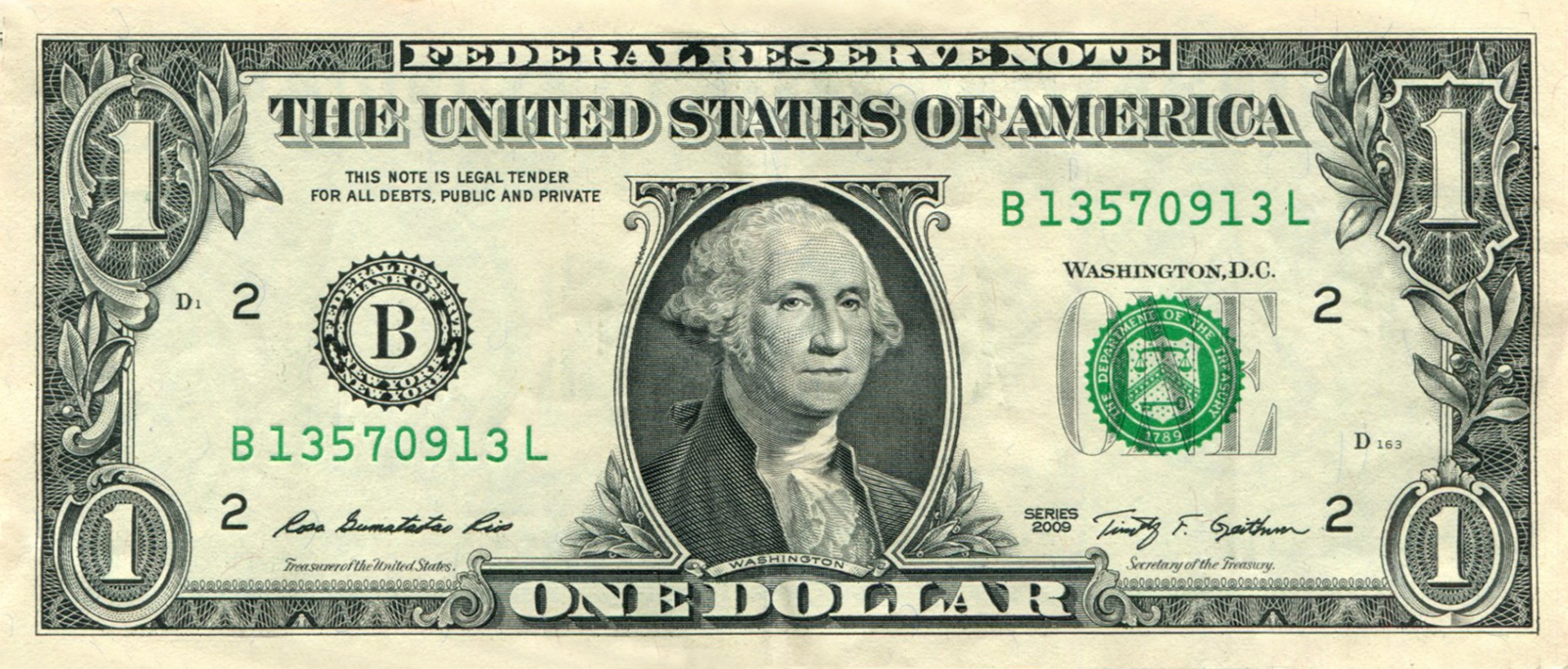 Dollar Bill Images.