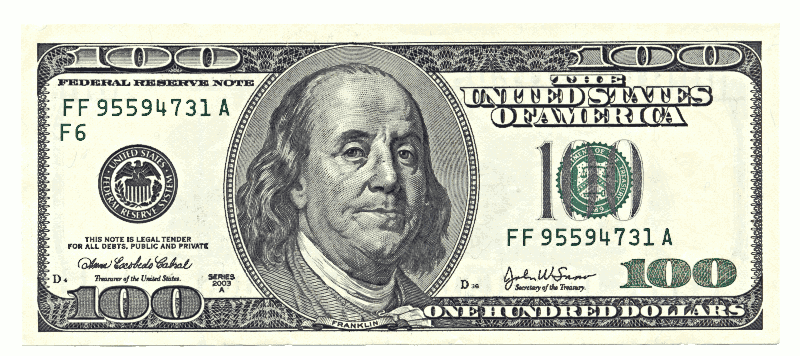 100 Dollar Bill Clip Art & 100 Dollar Bill Clip Art Clip Art.