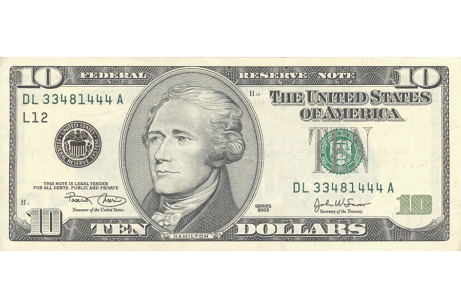 Image of a dollar bill clipart images gallery for free download.