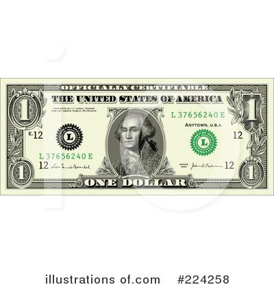 Dollar bill clipart clipground dollar bill template clipart pronofoot35fo Choice Image