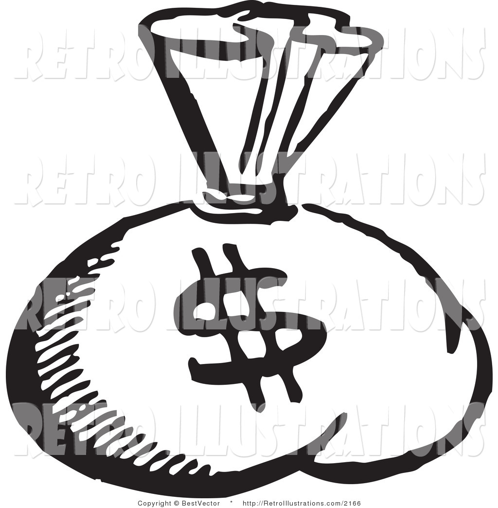 Money Bills Clipart.