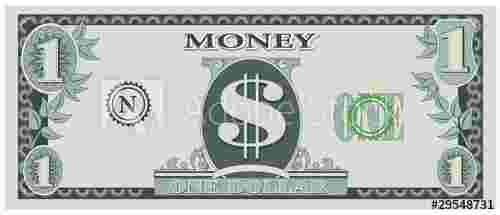 Best Cliparts: Free One Dollar Clipart Free Dollar Bill.