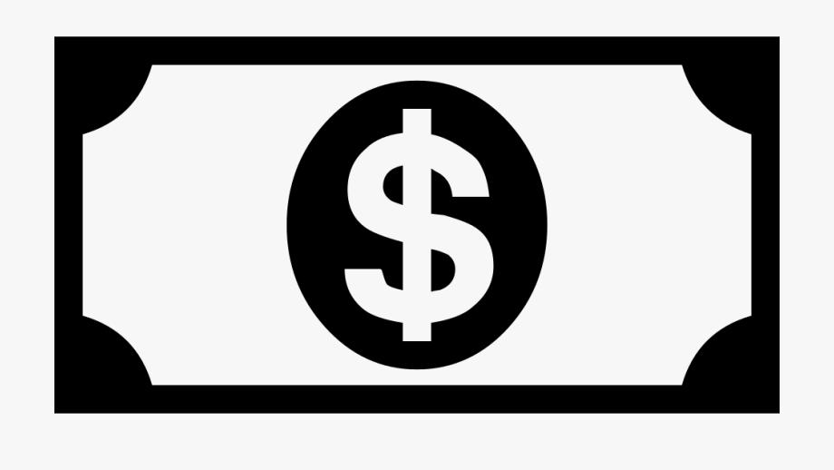 Dollar Bill Sign Png.
