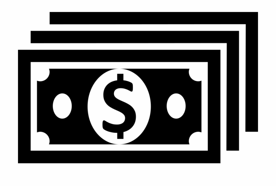 Dollar Bill Money Stack Svg Png Icon Free Download.