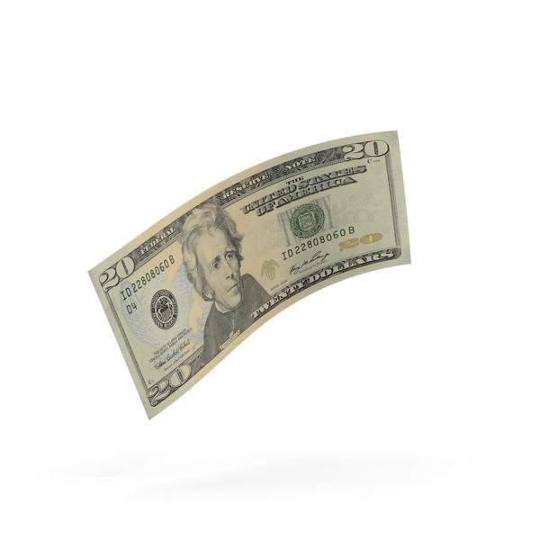 US 20 Dollar Bill PNG Images & PSDs for Download.