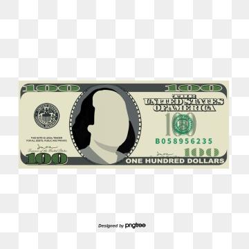 Dollar Bills PNG Images.