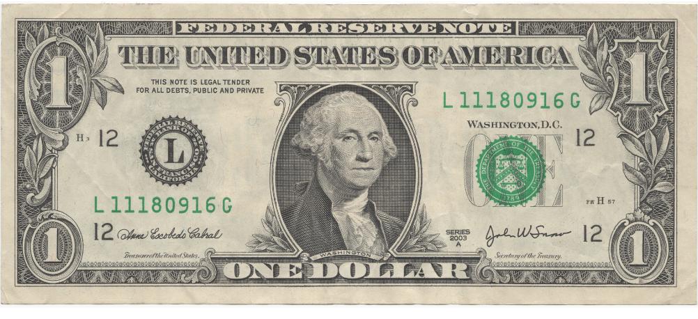 Dollar Bill 1 Png & Free Dollar Bill 1.png Transparent Images #5898.