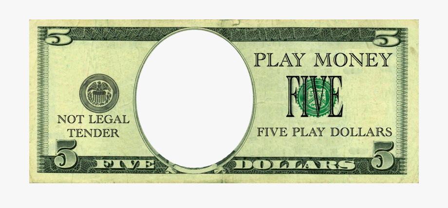 Blank Money Bill Template Download Pdf.
