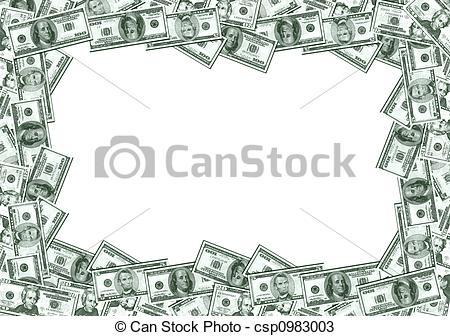 Dollar border clipart 4 » Clipart Portal.