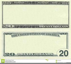 Dollar Border Clipart.