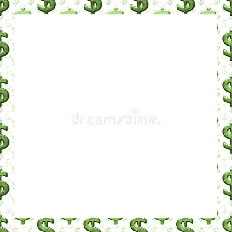 Dollar Borders Stock Illustrations.