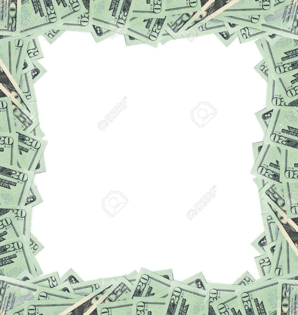 Dollar border clipart 7 » Clipart Portal.