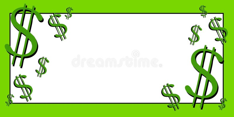 Dollar Signs Money Clip Art 2 Picture. Image: 3274038.