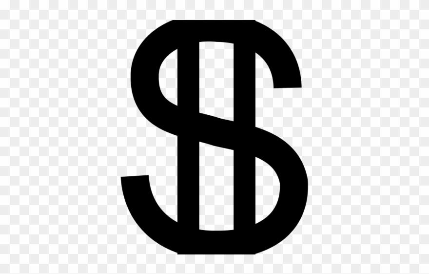 Dollar Clipart Icon.