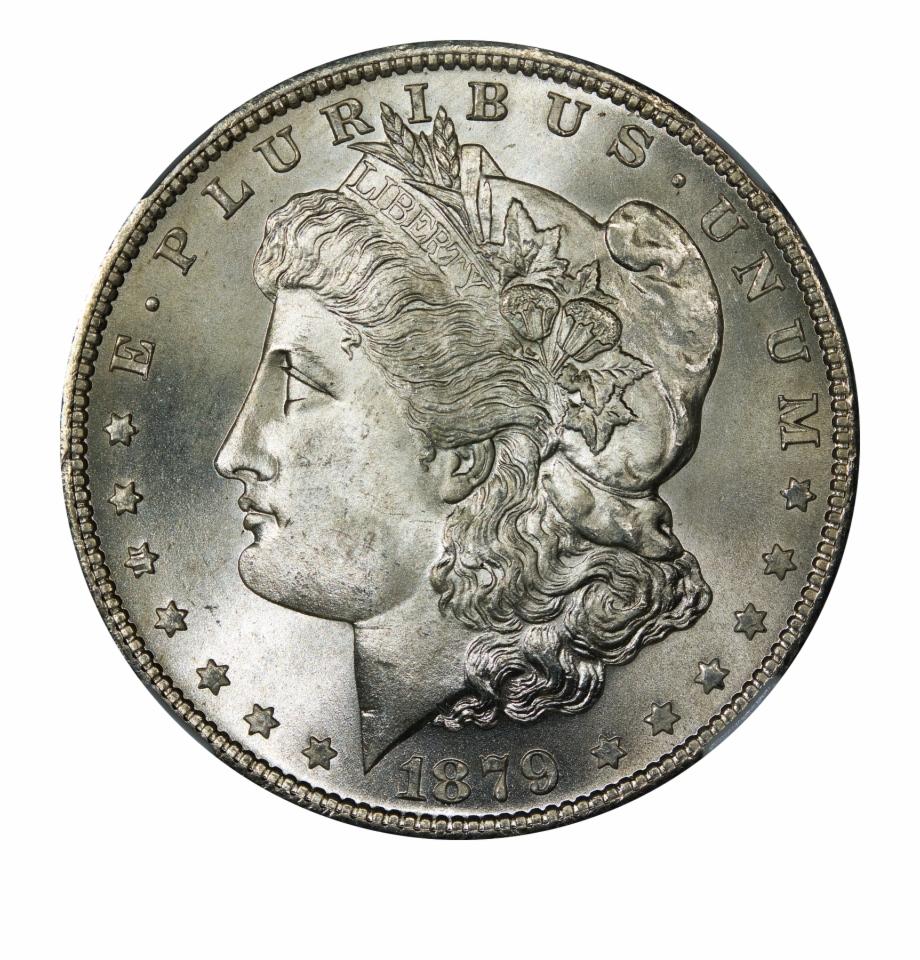 Morgan Dollar.