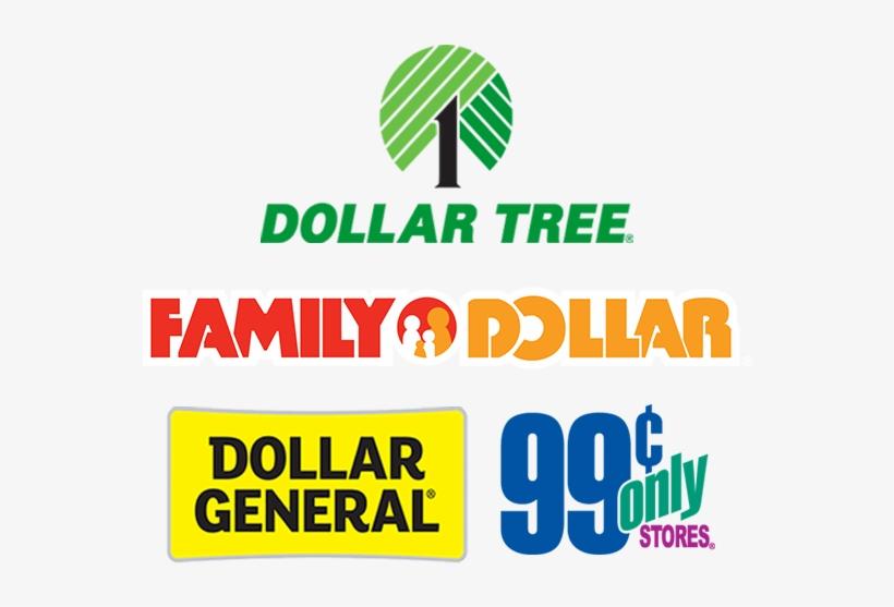 Dollar Stores.