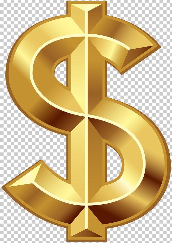 Dollar Sign United States Dollar Symbol PNG, Clipart.