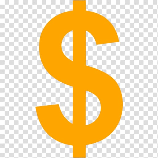 Dollar sign , Icon United States Dollar Dollar sign Currency.