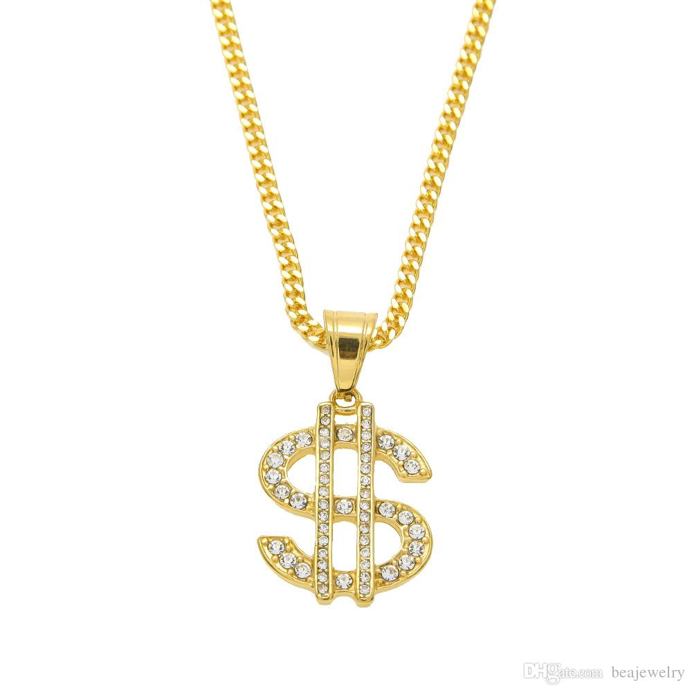 Gold Chain Dollar Sign Png, png collections at sccpre.cat.