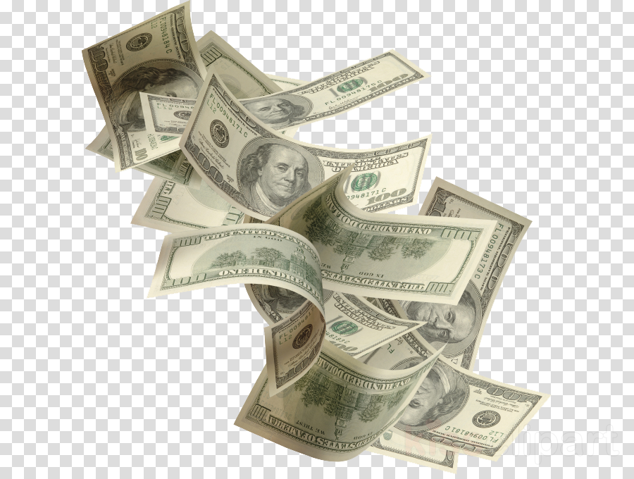 Collection of 14 free Flying dollar png bill clipart dollar sign.