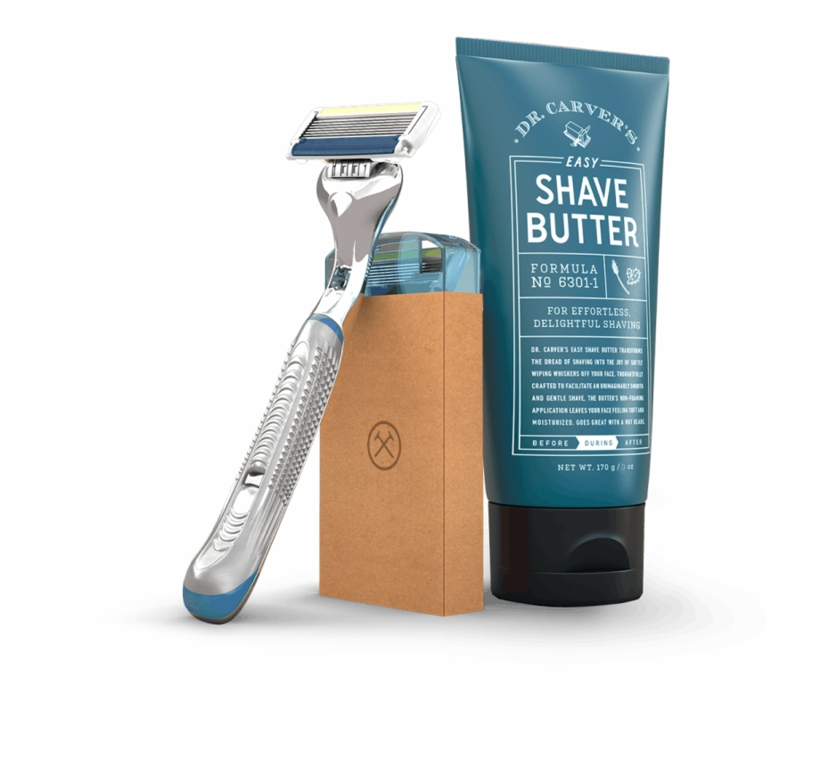 Try Out Dsc With The Classic Shave Starter Set.