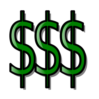 Dollar Sign Border Clipart.