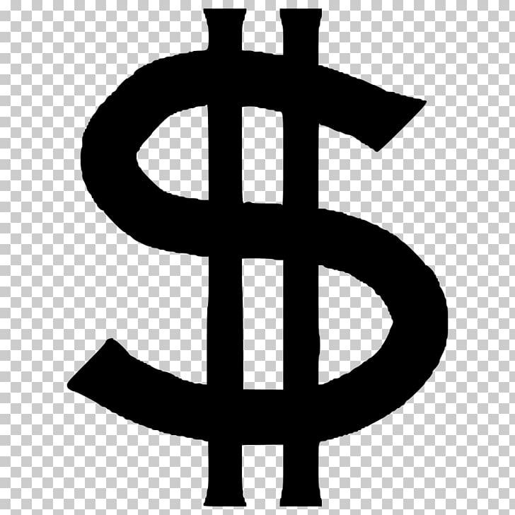 Dollar sign United States Dollar , dollar PNG clipart.