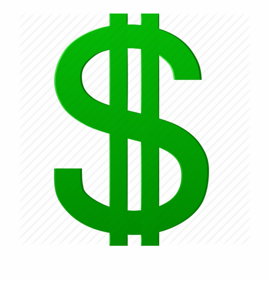 Free Dollar Signs Transparent Background, Download Free Clip.