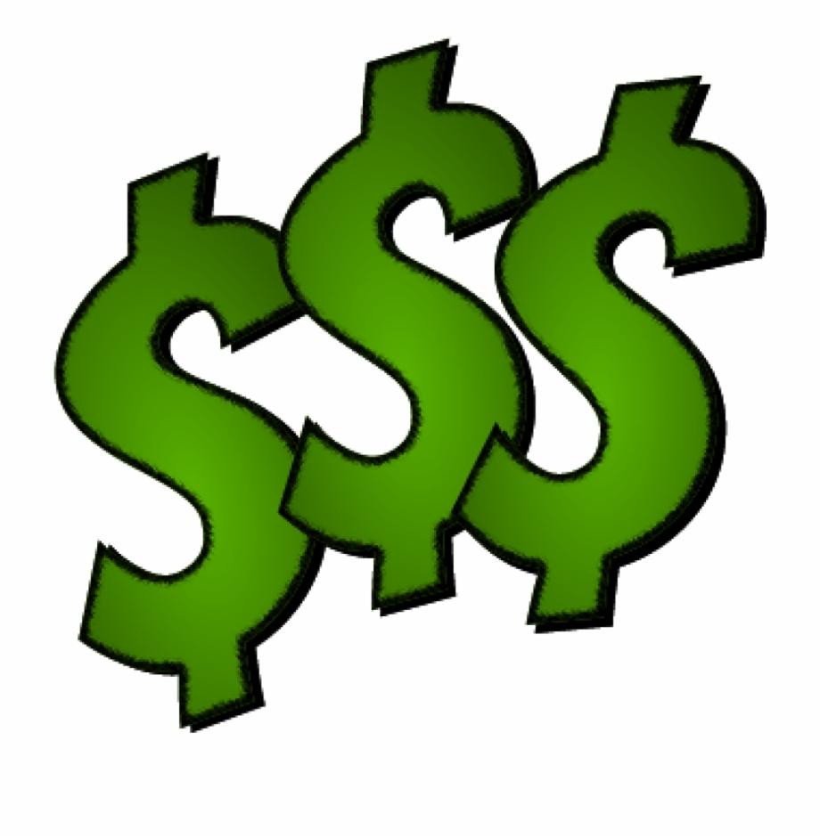 Dollar Sign Cartoon Png.